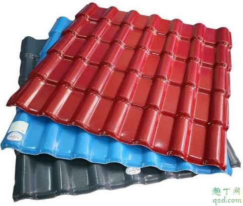 彩钢瓦和树脂瓦哪个隔热 彩钢瓦和树脂瓦的区别2