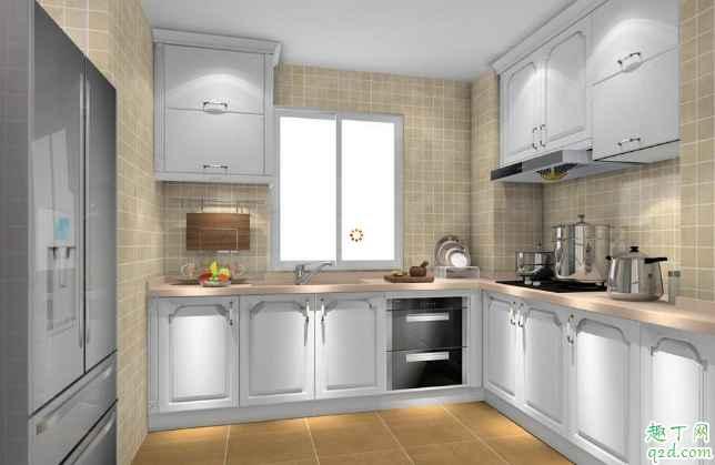厨房贴瓷砖要不要留缝 厨房贴瓷砖留缝好还是不留好2