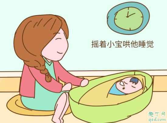 40多天的宝宝睡觉动来动去是缺钙吗 宝宝睡觉手舞足蹈正常吗4