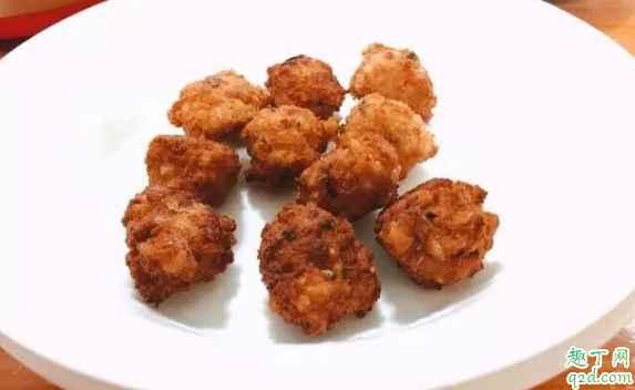 做肉丸没有淀粉可以用面粉吗 炸肉丸不用淀粉可以吗2