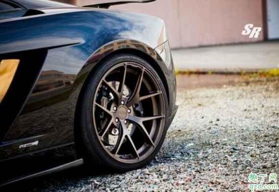 汽车轮毂可以换大吗 轮毂跟轮辋是一个东西吗3