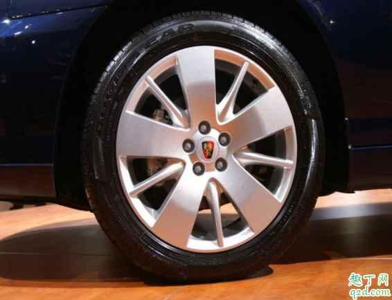 汽车轮毂可以换大吗 轮毂跟轮辋是一个东西吗4