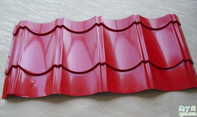 彩钢瓦和树脂瓦哪个隔热 彩钢瓦和树脂瓦的区别3