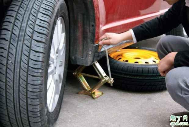 汽车为什么不用全尺寸备胎 汽车换了备胎能跑多少公里4