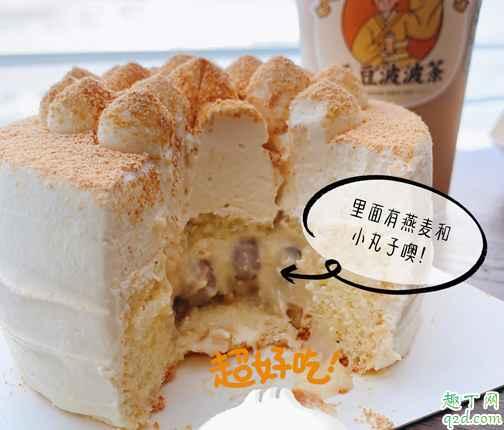 喜茶燕麦豆豆蛋糕多少钱一个在哪买 喜茶燕麦豆豆蛋糕好吃吗3