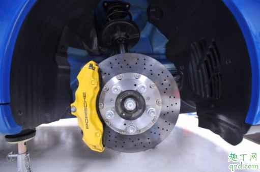 刹车片从哪看出来要换 换刹车盘时必须换刹车片吗2